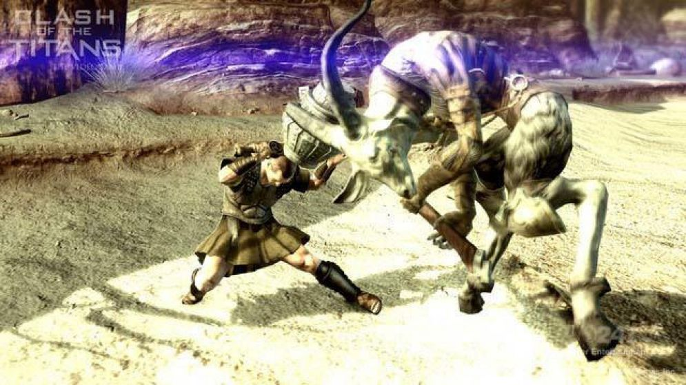 Screenshot ze hry Clash of the Titans - Recenze-her.cz