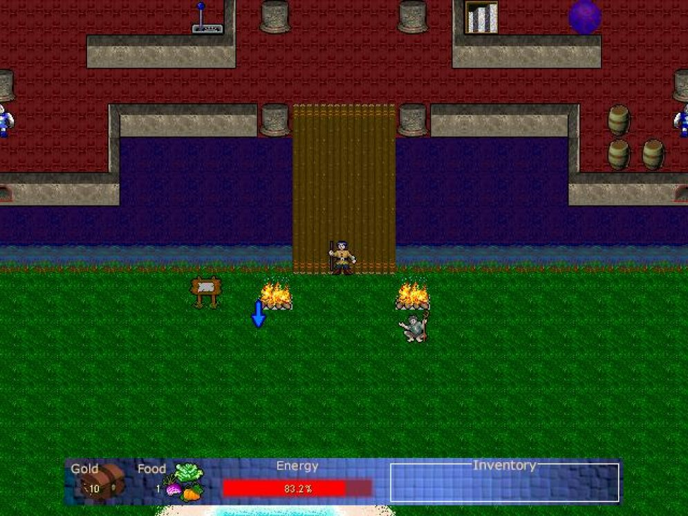 Screenshot ze hry Cobol´s Revenge - Recenze-her.cz