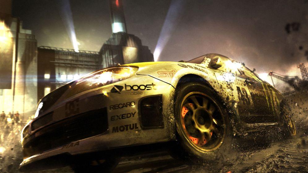 Screenshot ze hry Colin McRae: DIRT 2 - Recenze-her.cz