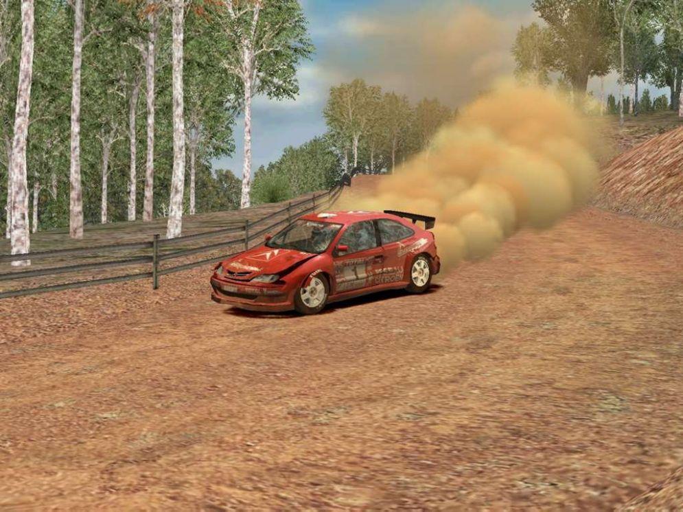 Screenshot ze hry Colin McRae Rally 3 - Recenze-her.cz