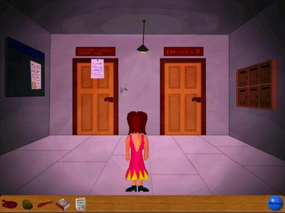Screenshot ze hry Conspiracy of Songo - Recenze-her.cz