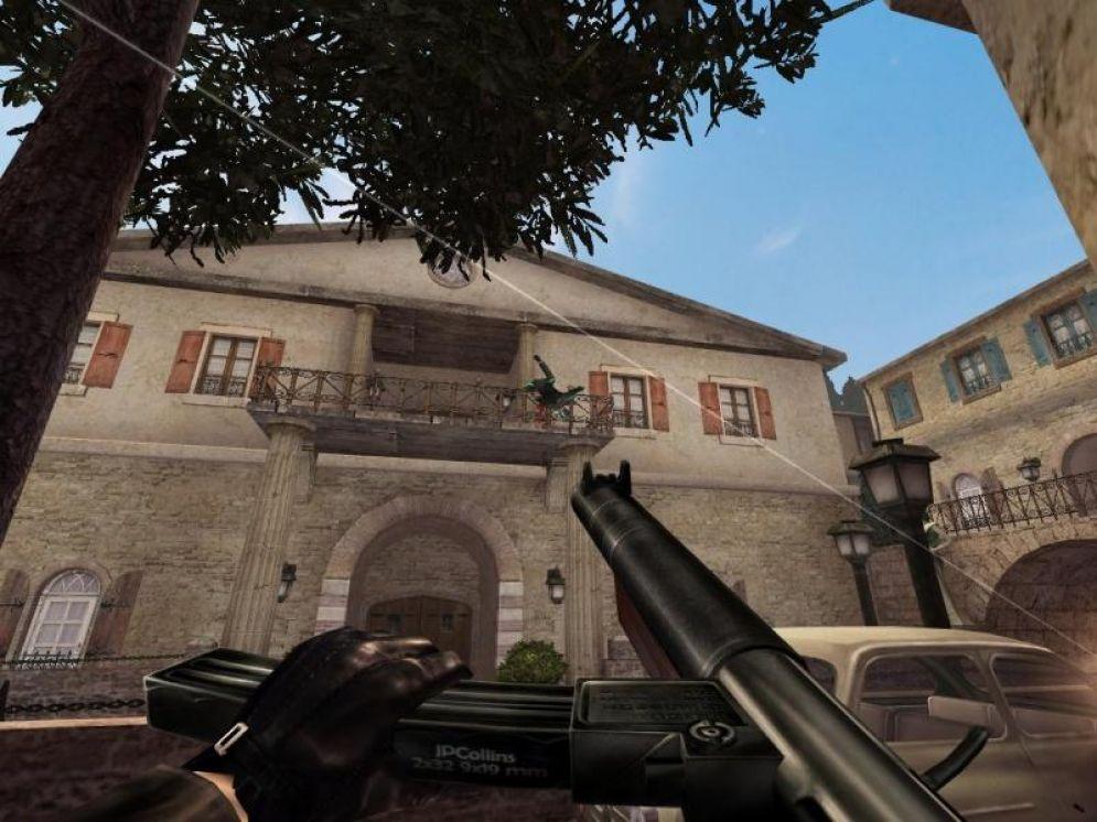 Screenshot ze hry Contract J.A.C.K. - Recenze-her.cz