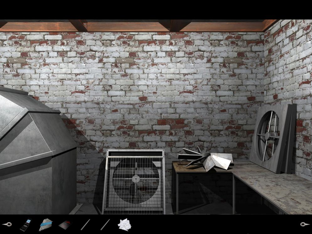 Screenshot ze hry Corrosion: Cold Winter Waiting - Recenze-her.cz
