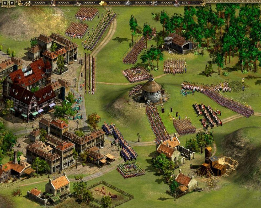 Screenshot ze hry Cossacks 2: Napoleonic Wars - Recenze-her.cz