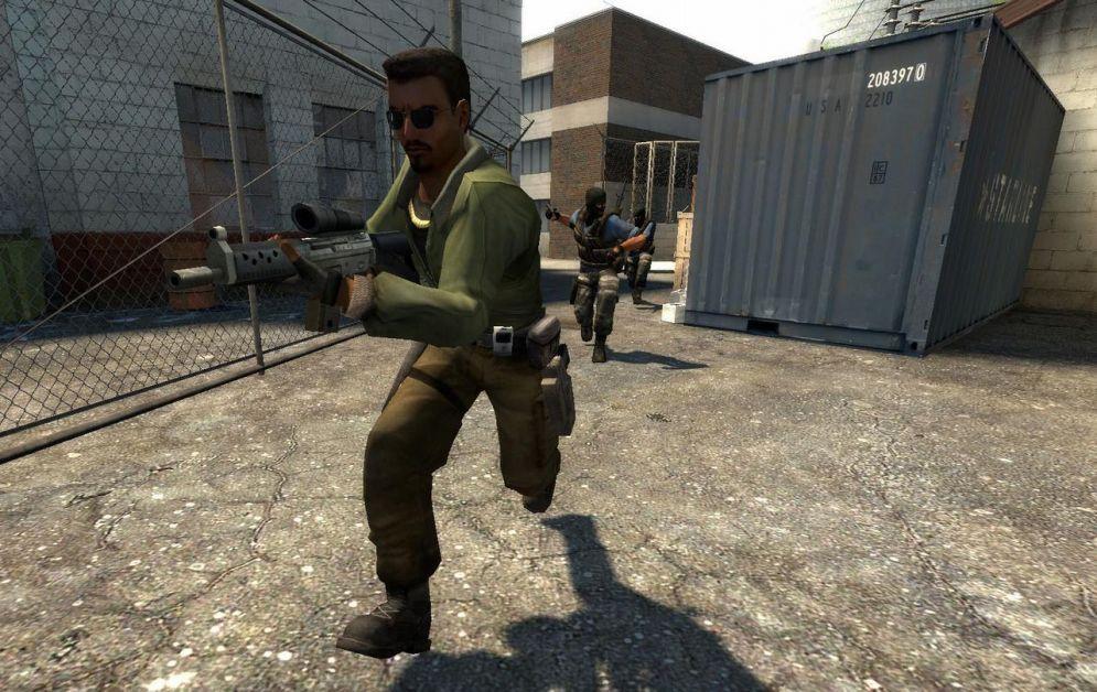 Screenshot ze hry Counter-Strike: Source - Recenze-her.cz