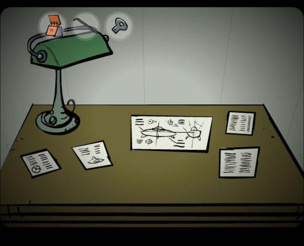 Screenshot ze hry Covert Front - Recenze-her.cz