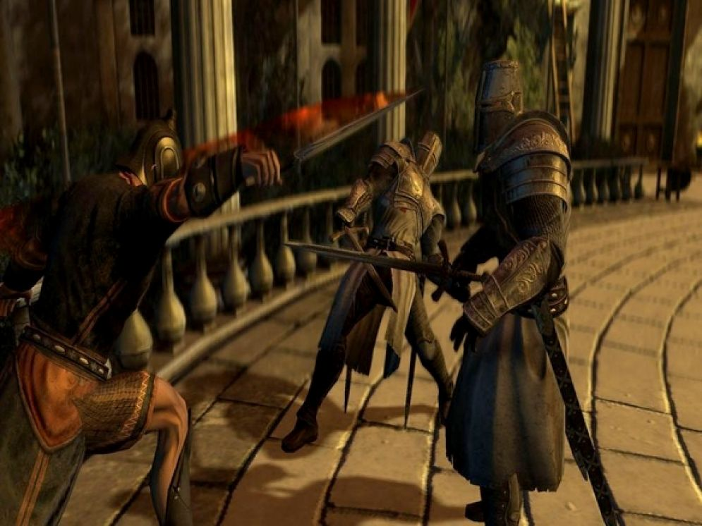 Screenshot ze hry Crusaders: Invasion of Constantinople - Recenze-her.cz