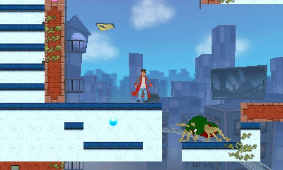 Screenshot ze hry CRUSH 3D - Recenze-her.cz