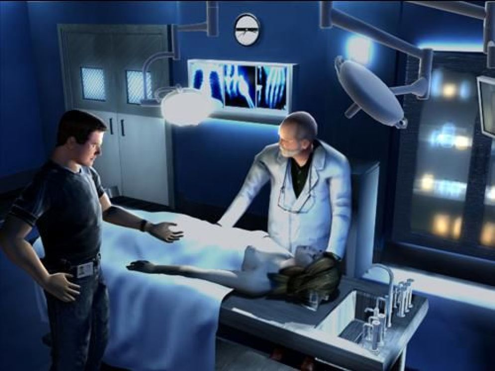 Screenshot ze hry CSI: 3 Dimensions of Murder - Recenze-her.cz