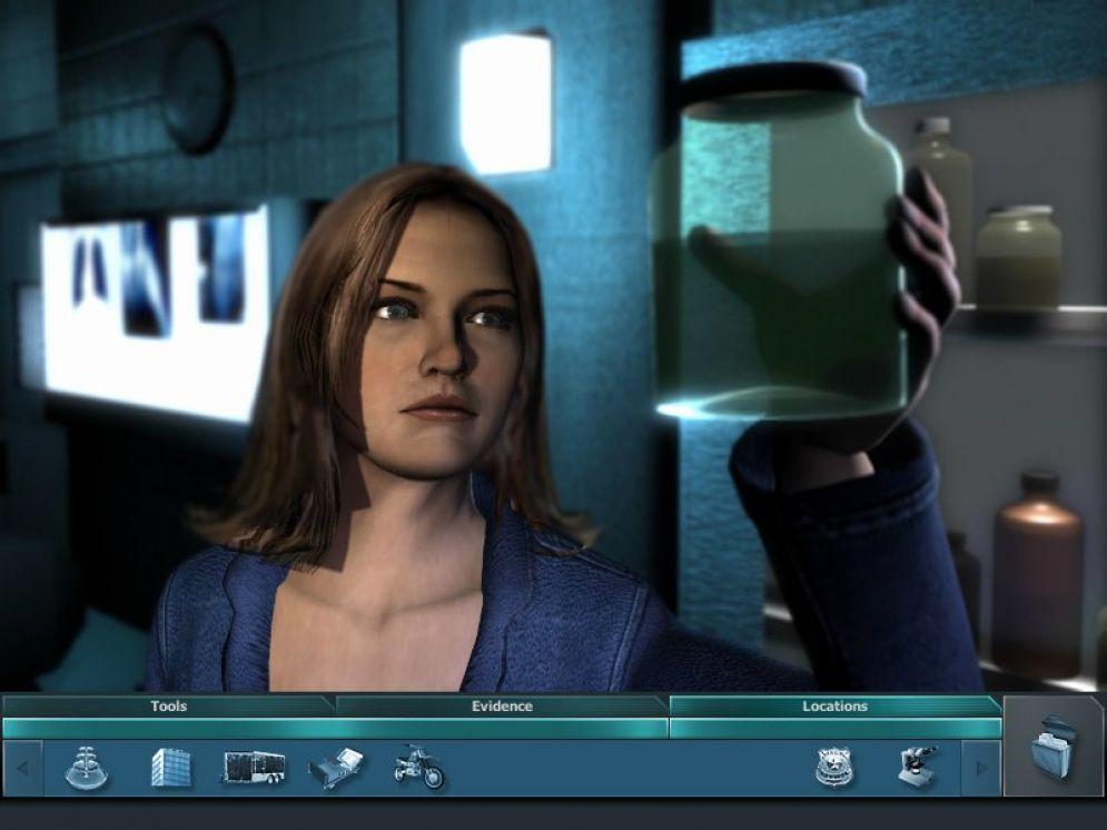 Screenshot ze hry CSI: Dark Motives - Recenze-her.cz