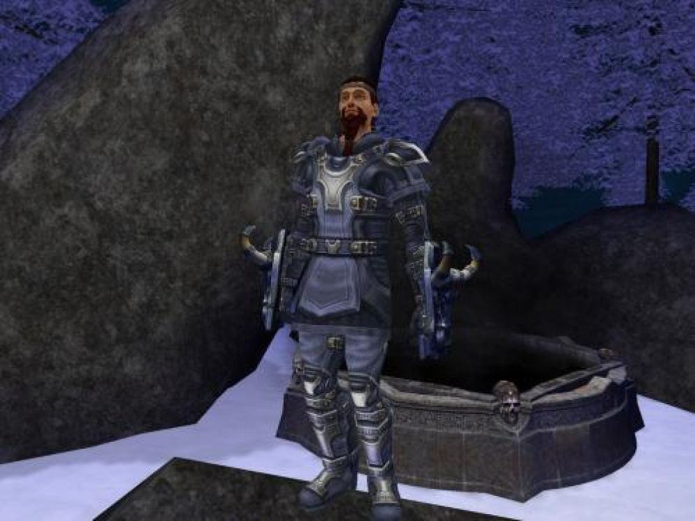 Screenshot ze hry DAOC: Minotaur - Recenze-her.cz