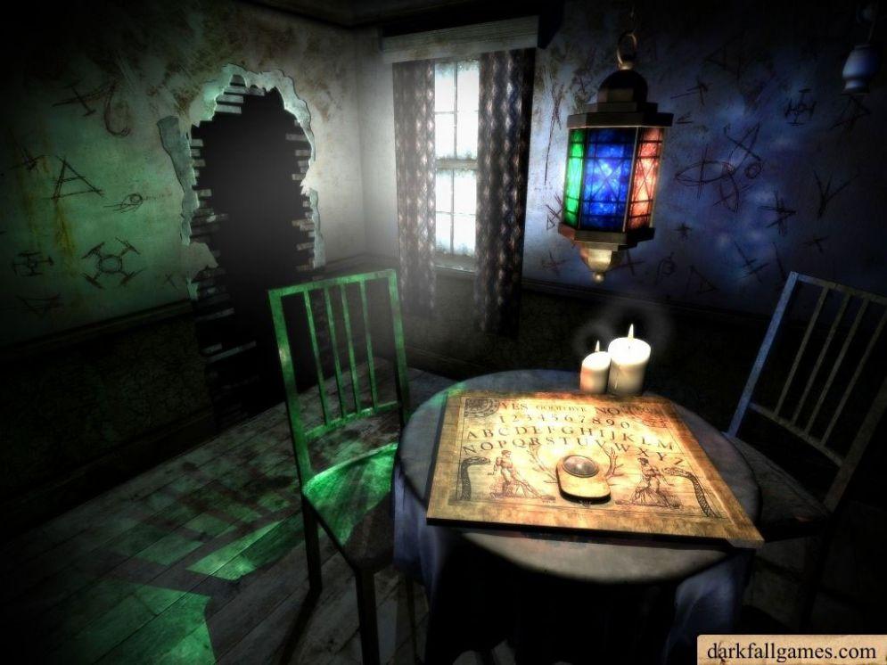 Screenshot ze hry Dark Fall Lost Souls - Recenze-her.cz