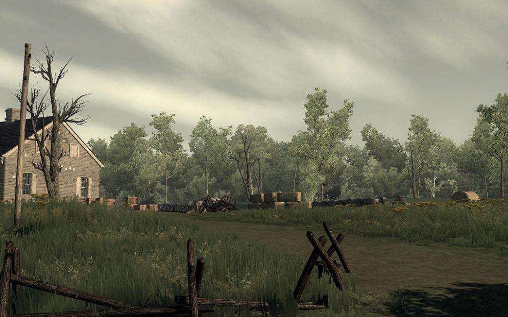 Screenshot ze hry Darkest of Days - Recenze-her.cz