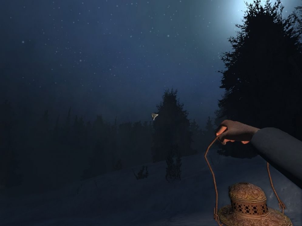 Screenshot ze hry Darkness Within: The Dark Lineage - Recenze-her.cz
