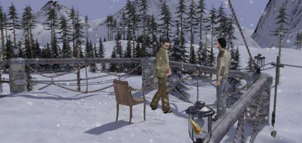 Screenshot ze hry Dead Mountaineer´s Hotel - Recenze-her.cz