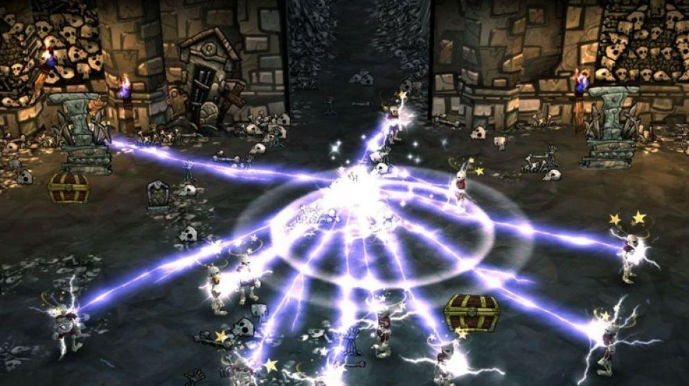 Screenshot ze hry DeathSpank - Recenze-her.cz