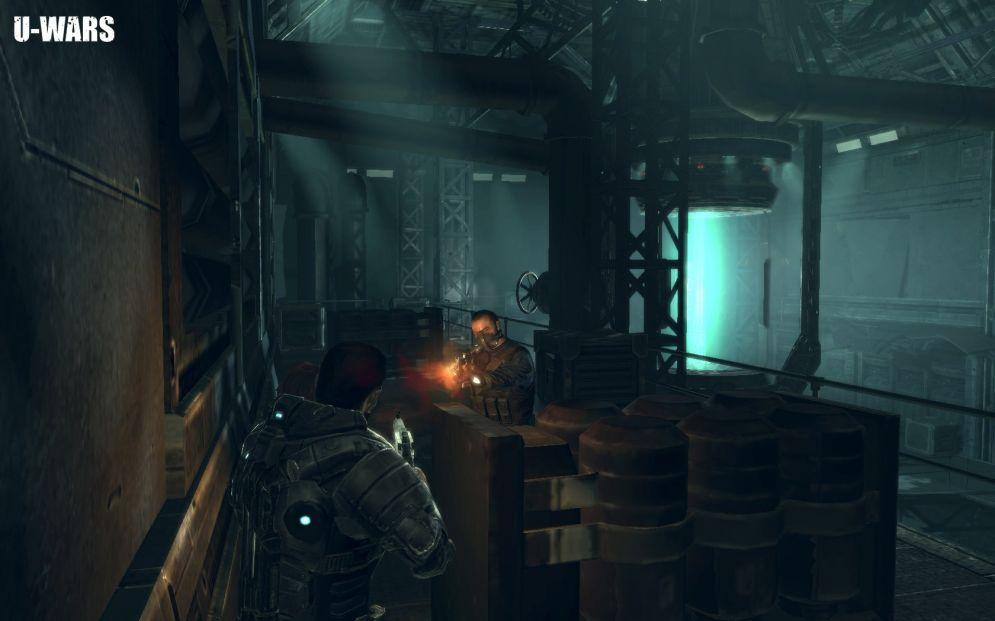 Screenshot ze hry Deep Black - Recenze-her.cz