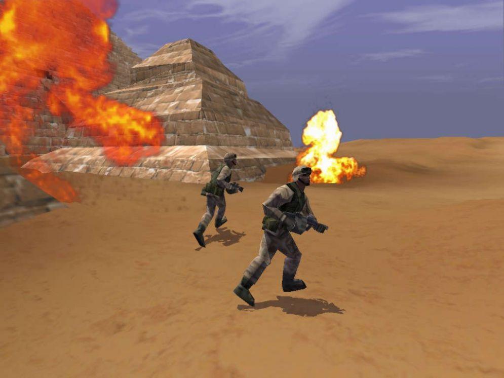 Screenshot ze hry Delta Force: Land Warrior - Recenze-her.cz