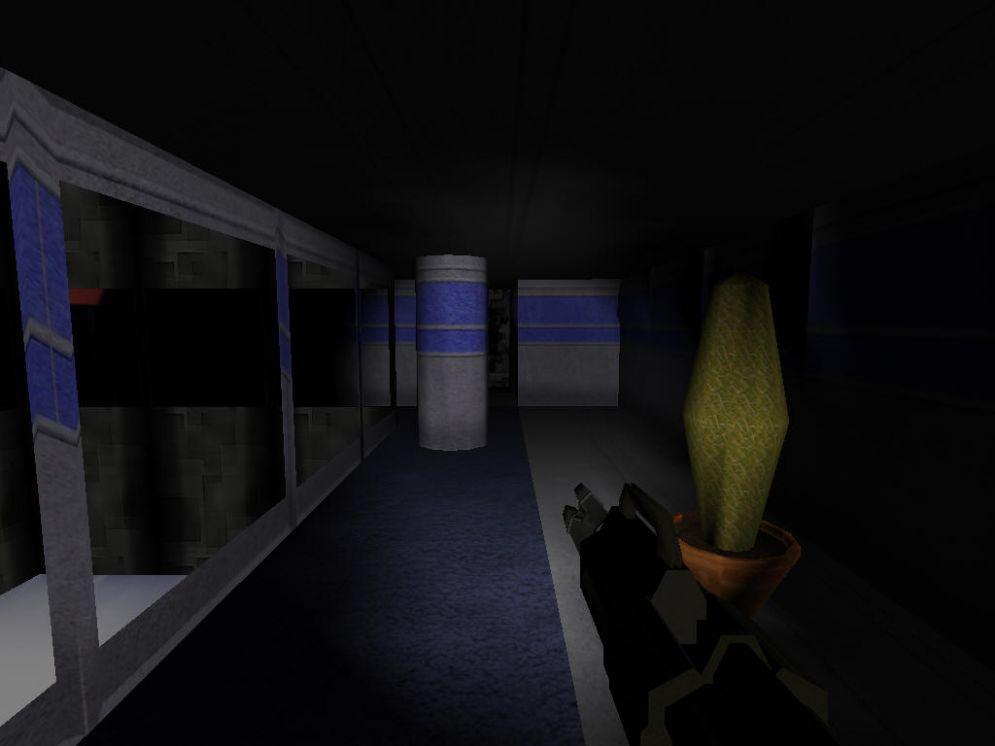 Screenshot ze hry Derelict - Recenze-her.cz