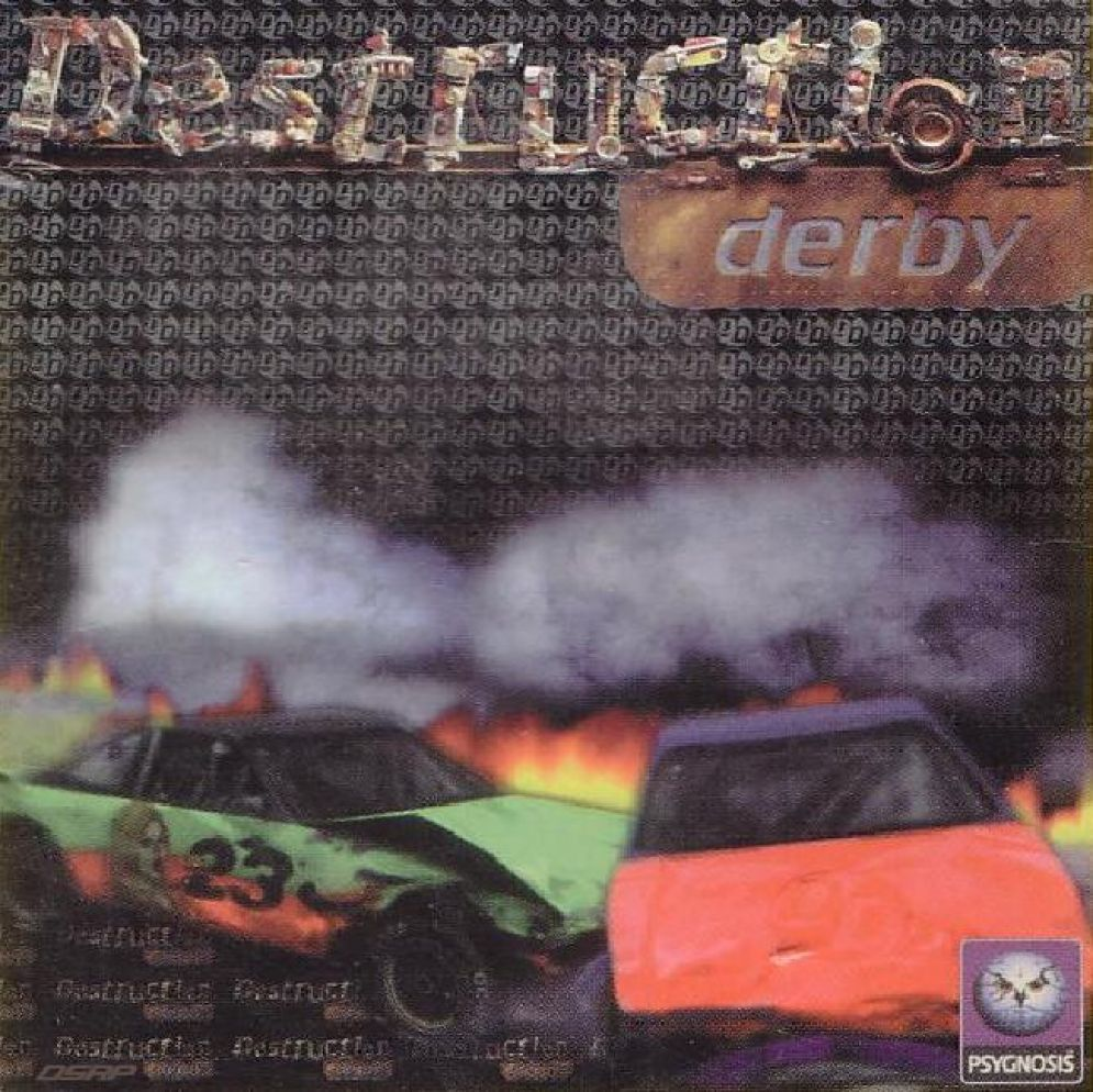 Screenshot ze hry Destruction Derby - Recenze-her.cz
