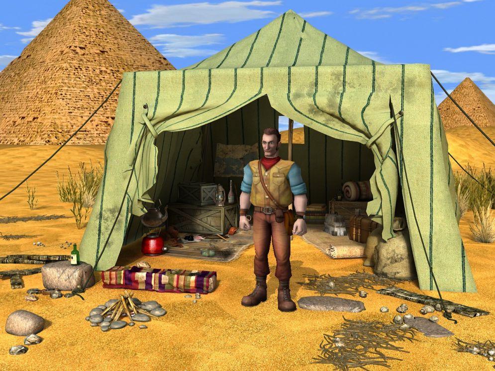 Screenshot ze hry Diamon Jones - Recenze-her.cz
