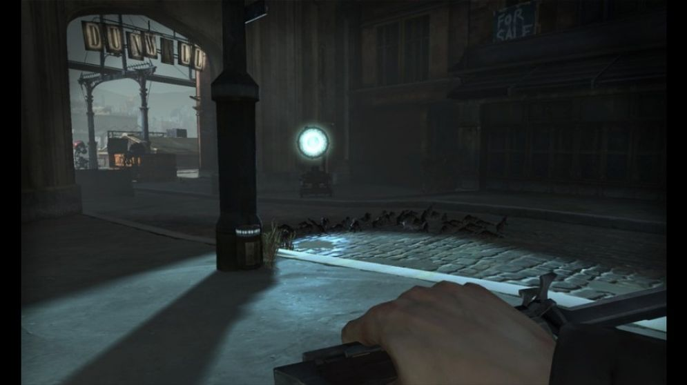 Screenshot ze hry Dishonored - Recenze-her.cz