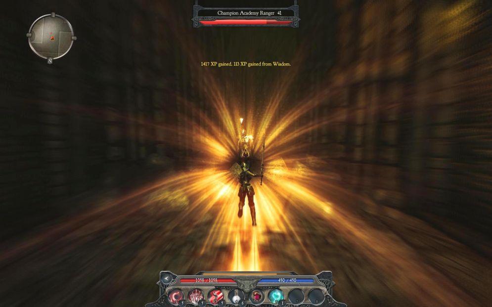 Screenshot ze hry Divinity 2: The Dragon Knight Saga - Recenze-her.cz