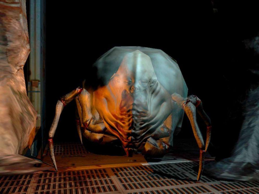 Screenshot ze hry Doom 3 - Recenze-her.cz