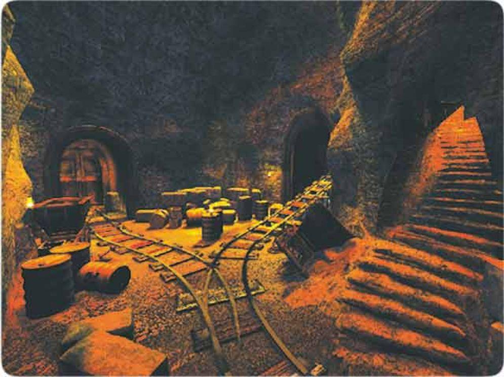 Screenshot ze hry Dracula: Resurrection - Recenze-her.cz