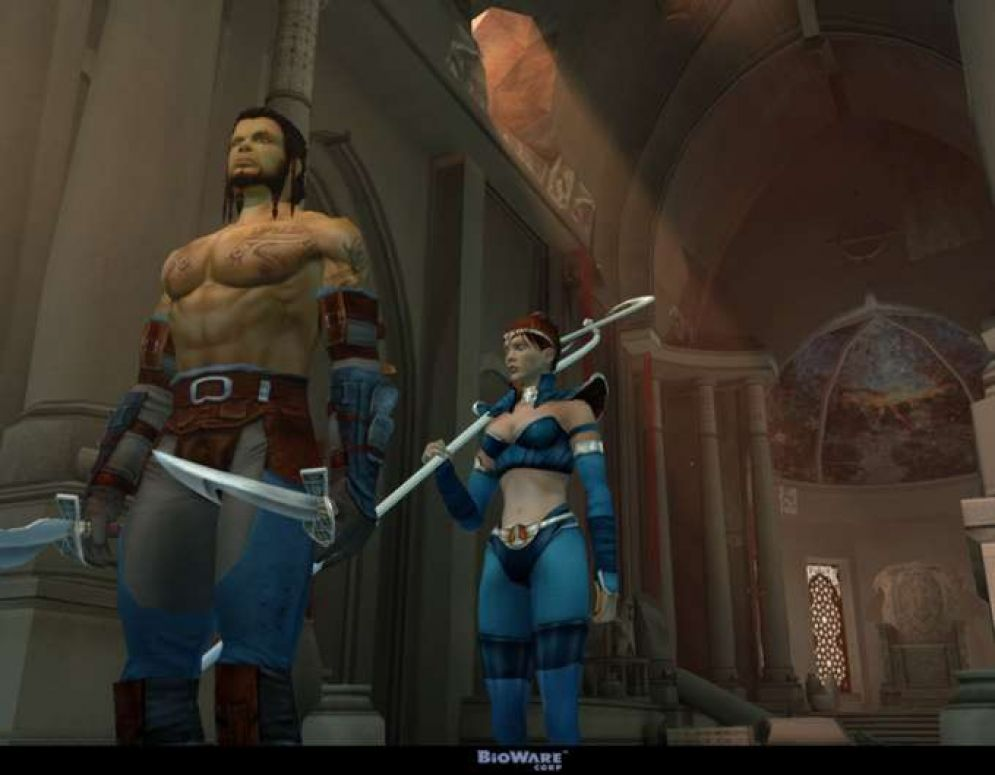 Screenshot ze hry Dragon Age: Origins - Recenze-her.cz