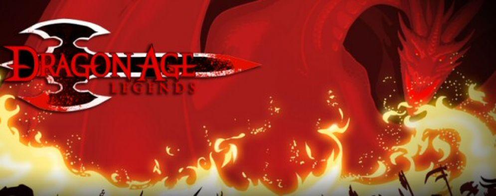 Screenshot ze hry Dragon Age Legends - Recenze-her.cz