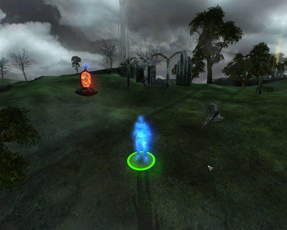 Screenshot ze hry Dreamlords: The Reawakening - Recenze-her.cz