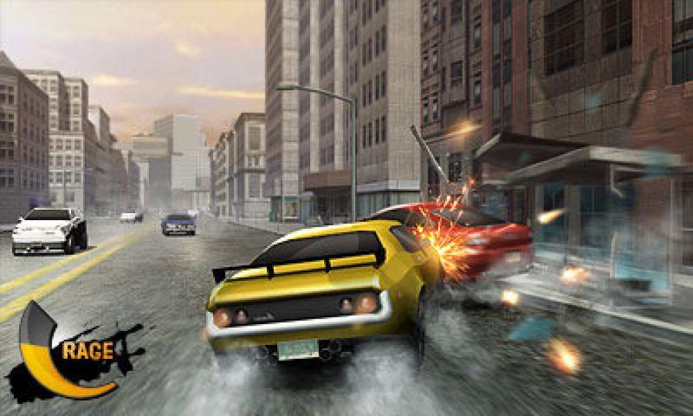 Screenshot ze hry Driver Renegade - Recenze-her.cz