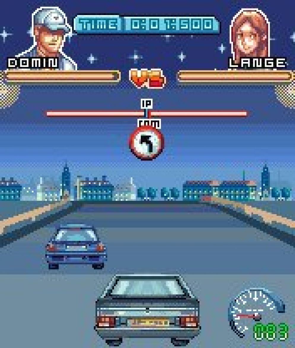 Screenshot ze hry Duel Racing - Recenze-her.cz