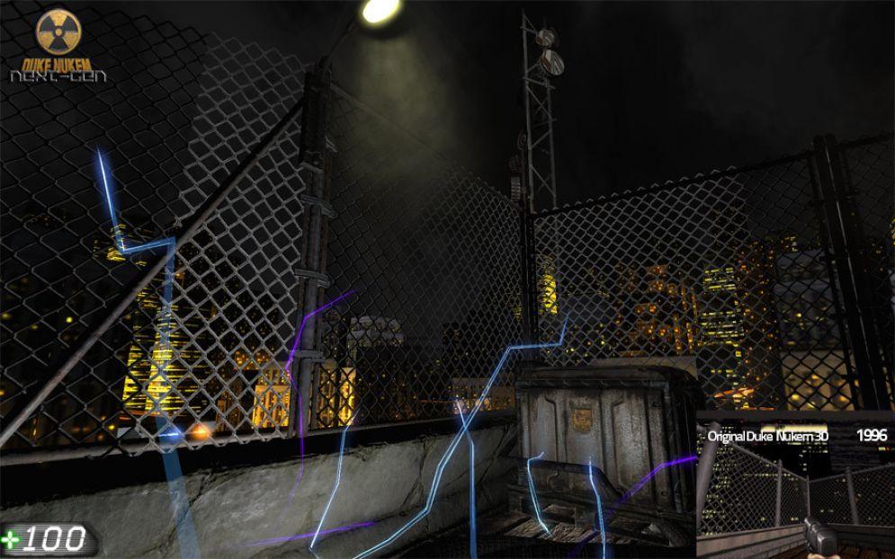 Screenshot ze hry Duke Nukem: Next-Gen - Recenze-her.cz