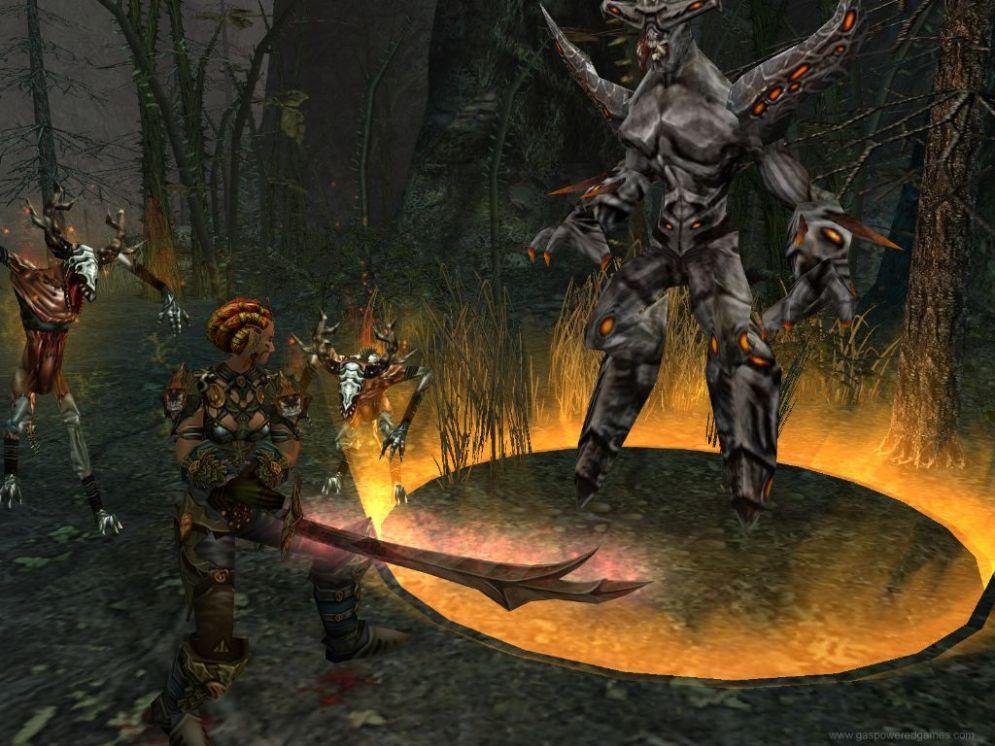 Screenshot ze hry Dungeon Siege II: Broken World - Recenze-her.cz