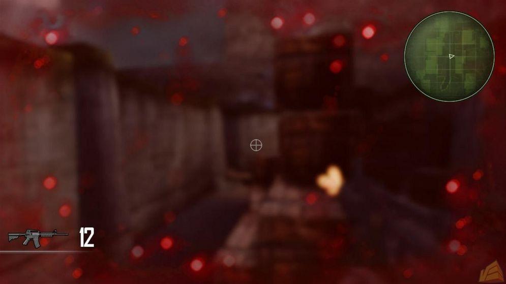 Screenshot ze hry Duty Calls - Recenze-her.cz