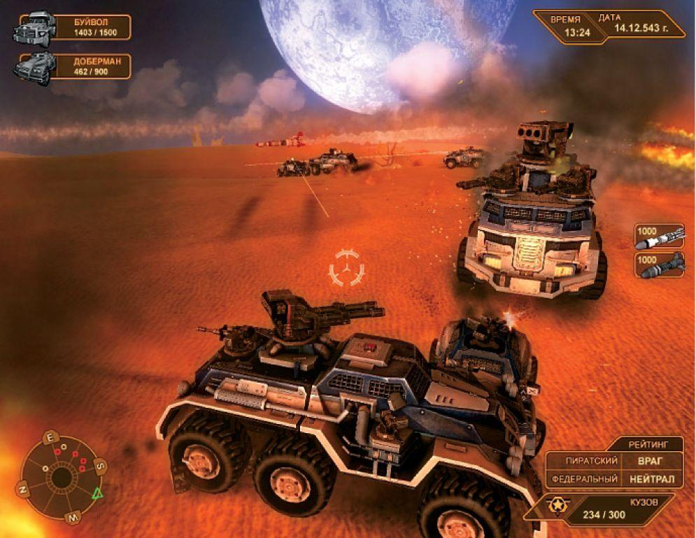 Screenshot ze hry E.L.I.T.E. Corp. - Recenze-her.cz