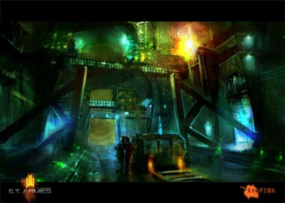 Screenshot ze hry E.T. Armies - Recenze-her.cz