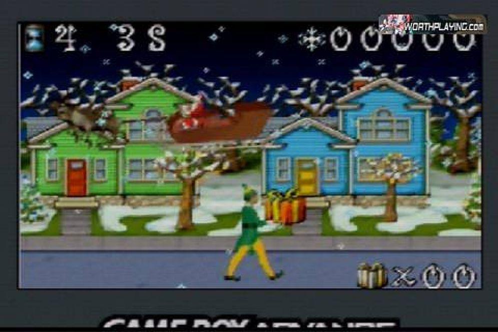 Screenshot ze hry ELF - Recenze-her.cz