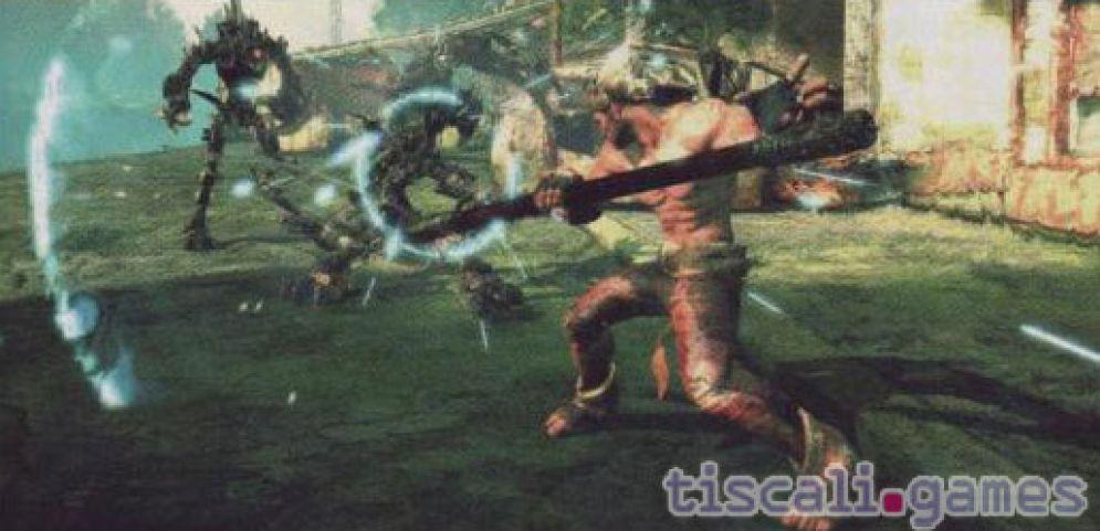 Screenshot ze hry Enslaved - Recenze-her.cz