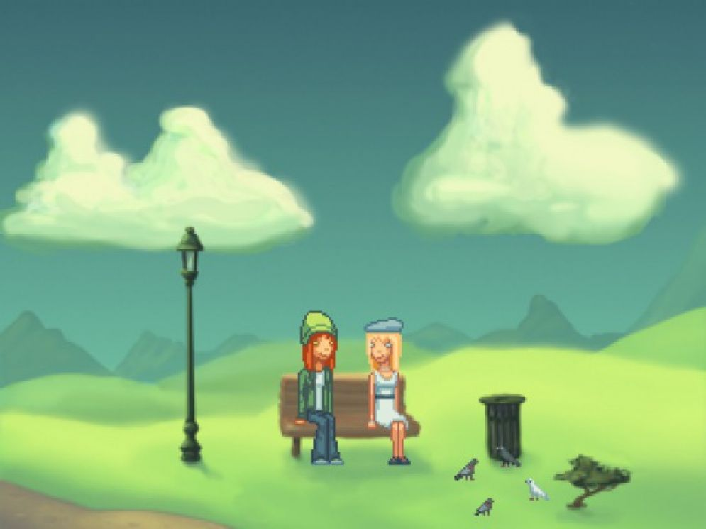 Screenshot ze hry Eternally Us - Recenze-her.cz