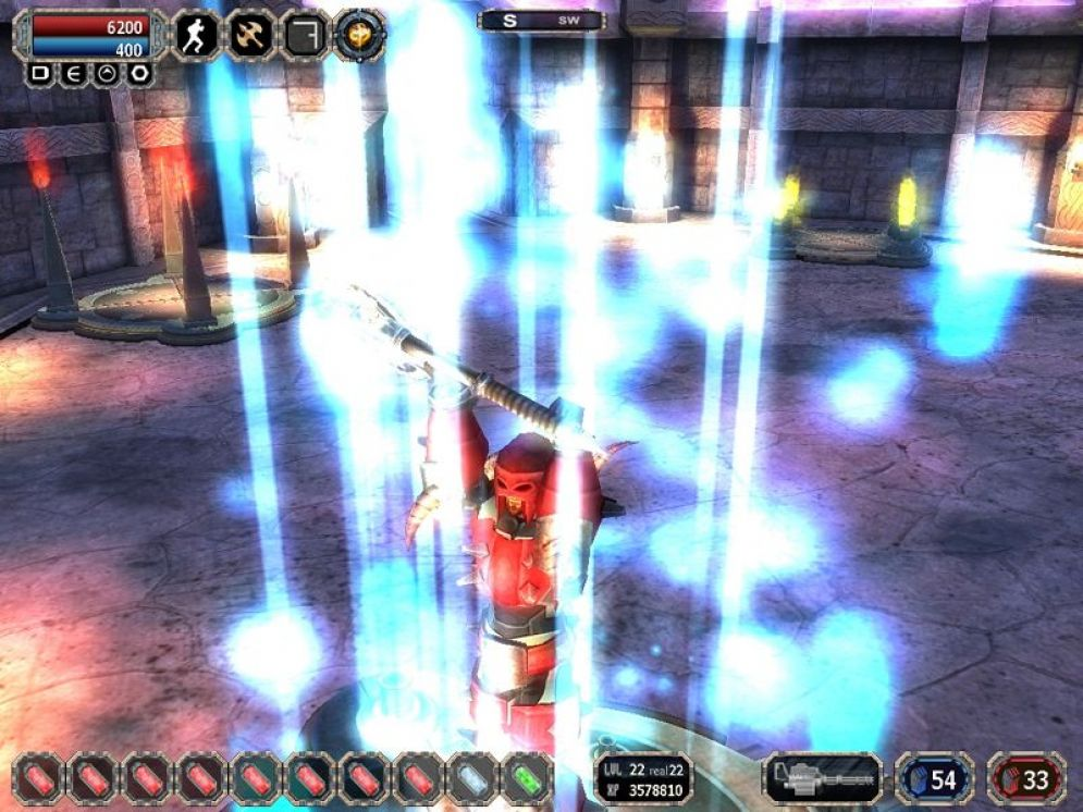 Screenshot ze hry Etrom: The Astral Essence - Recenze-her.cz