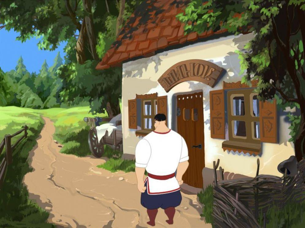 Screenshot ze hry Evenings on a Farm 2 near Dikanka 2 - Recenze-her.cz