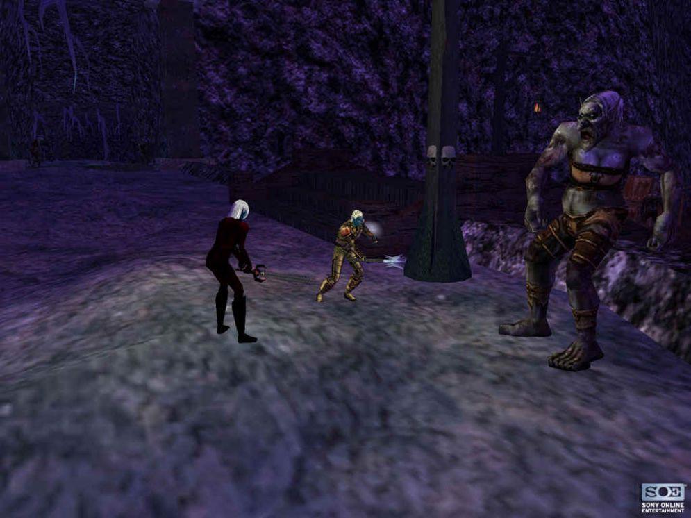 Screenshot ze hry Everquest: The Legacy of Ykesha - Recenze-her.cz