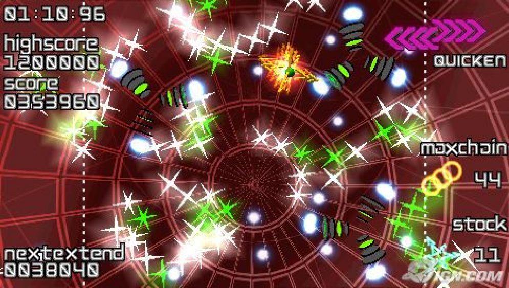 Screenshot ze hry Every Extend Extra  - Recenze-her.cz
