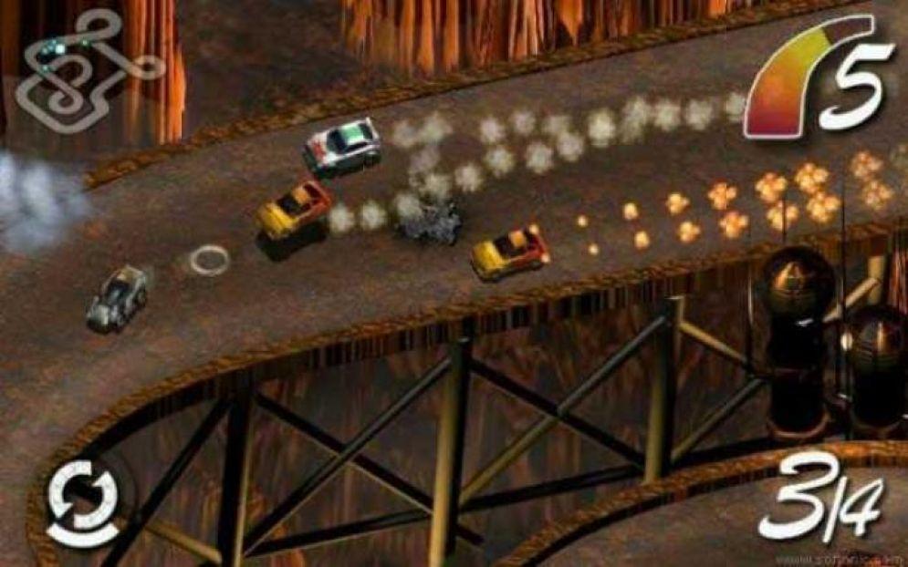 Screenshot ze hry Excessive Speed - Recenze-her.cz