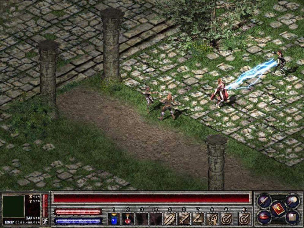 Screenshot ze hry Fallen Age - Recenze-her.cz