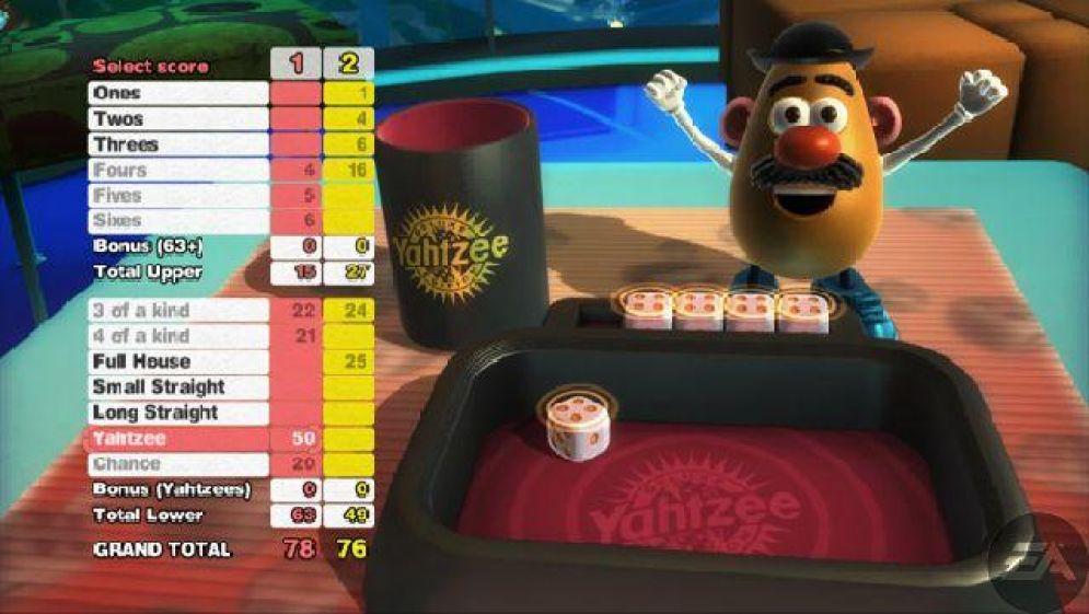 Screenshot ze hry Family Game Night - Recenze-her.cz