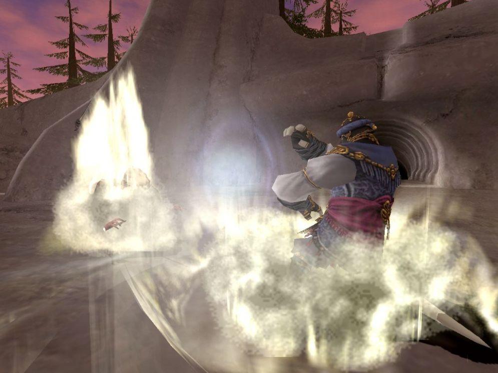 Screenshot ze hry Final Fantasy XI: Treasures of Aht Urhgan - Recenze-her.cz